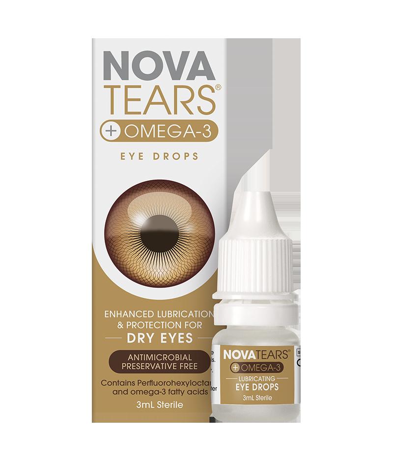 Nova Tears Omega3
